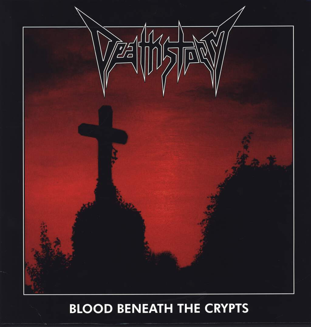 Deathstorm: Blood Beneath The Crypts, LP (Vinyl)