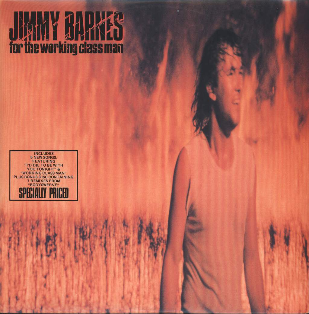 Jimmy Barnes: For The Working Class Man, LP (Vinyl)