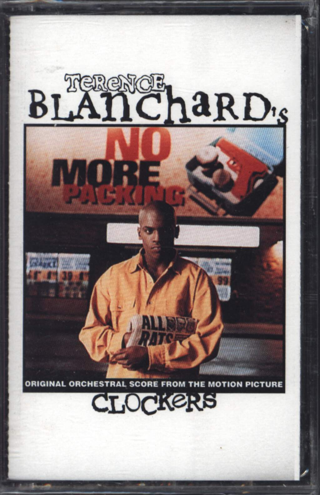 Terence Blanchard: Clockers (Original Orchestral Score From The Motion Picture), Compact Cassette