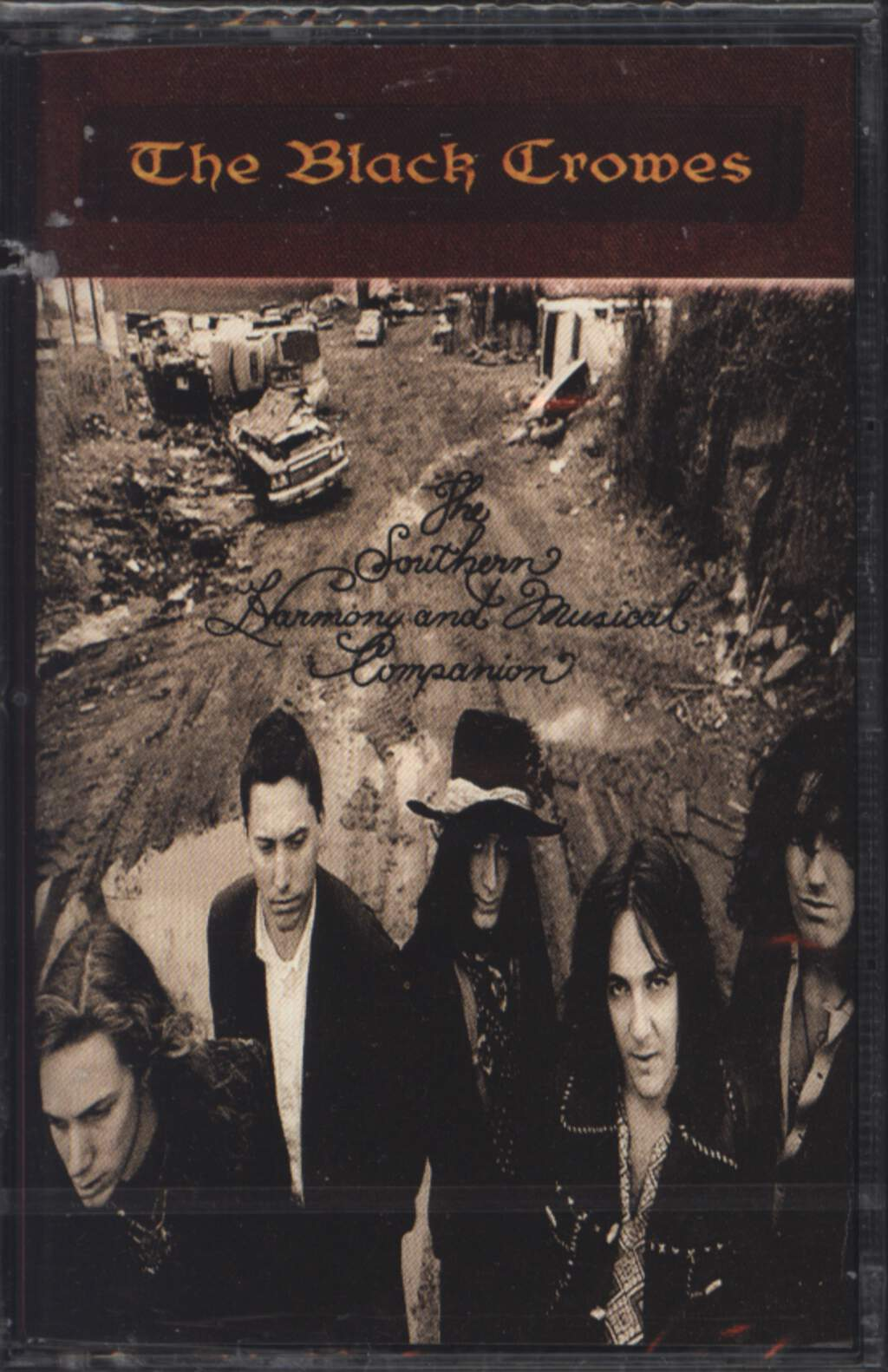 The Black Crowes: The Southern Harmony And Musical Companion, Compact Cassette