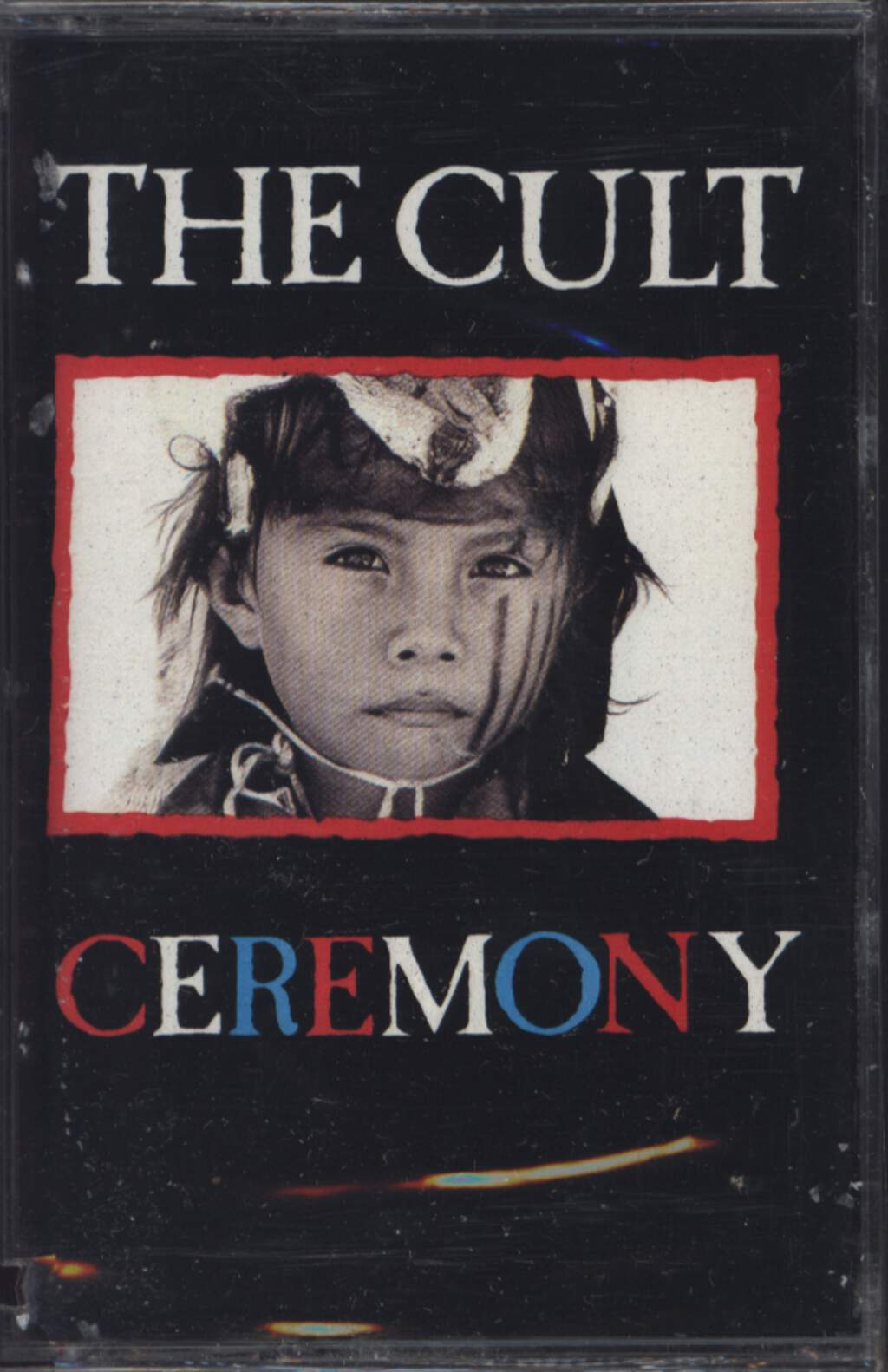 The Cult: Ceremony, Compact Cassette
