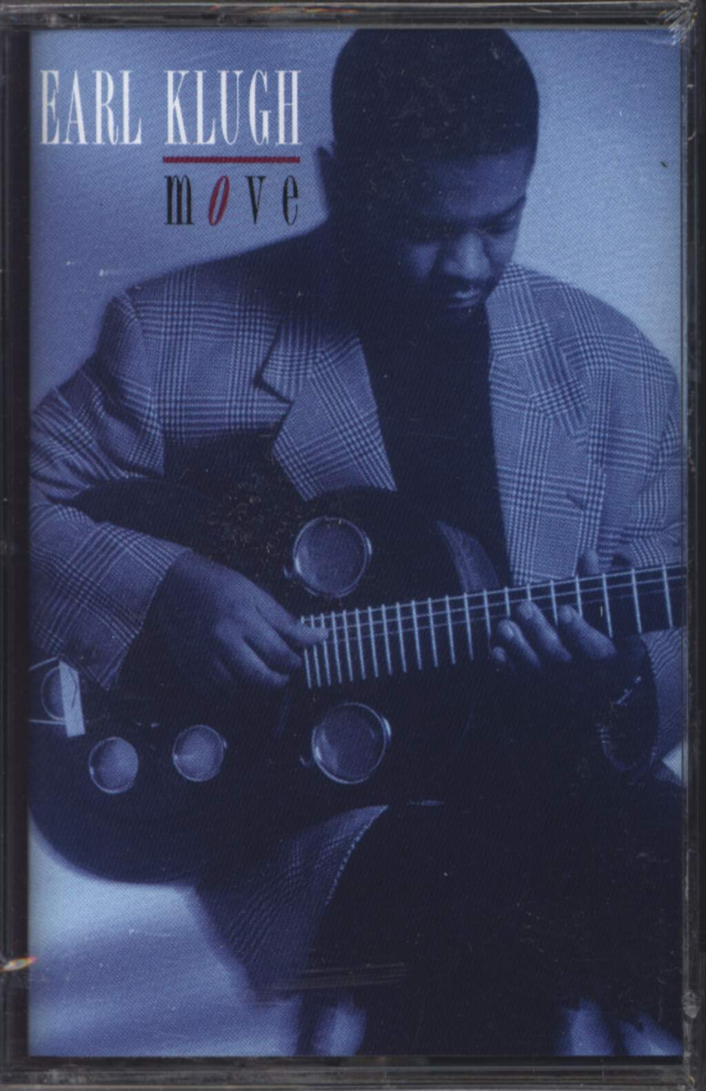 Earl Klugh: Move, Compact Cassette