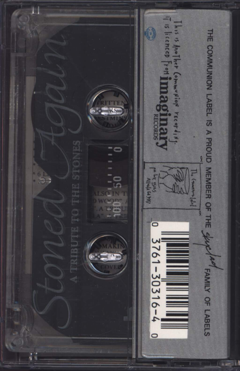 Various: Stoned Again (A Tribute To The Stones), Compact Cassette