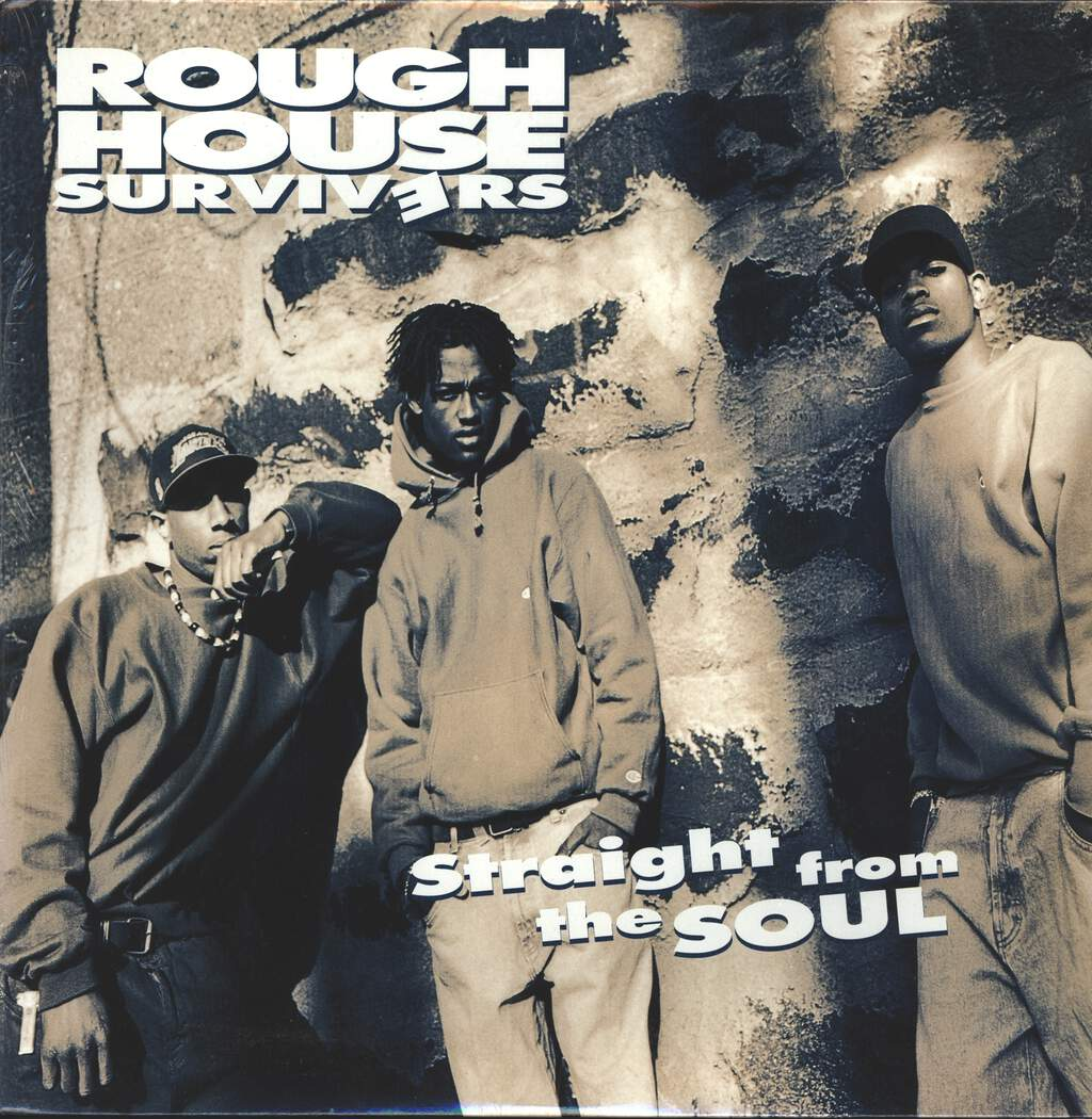 Rough House Survivers: Straight From The Soul, LP (Vinyl)