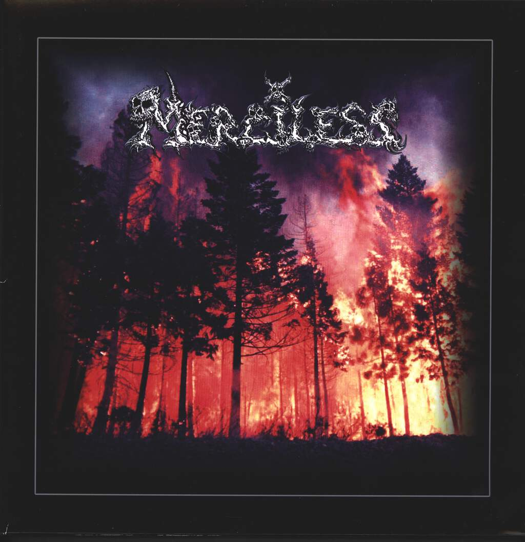 Merciless: Merciless, LP (Vinyl)