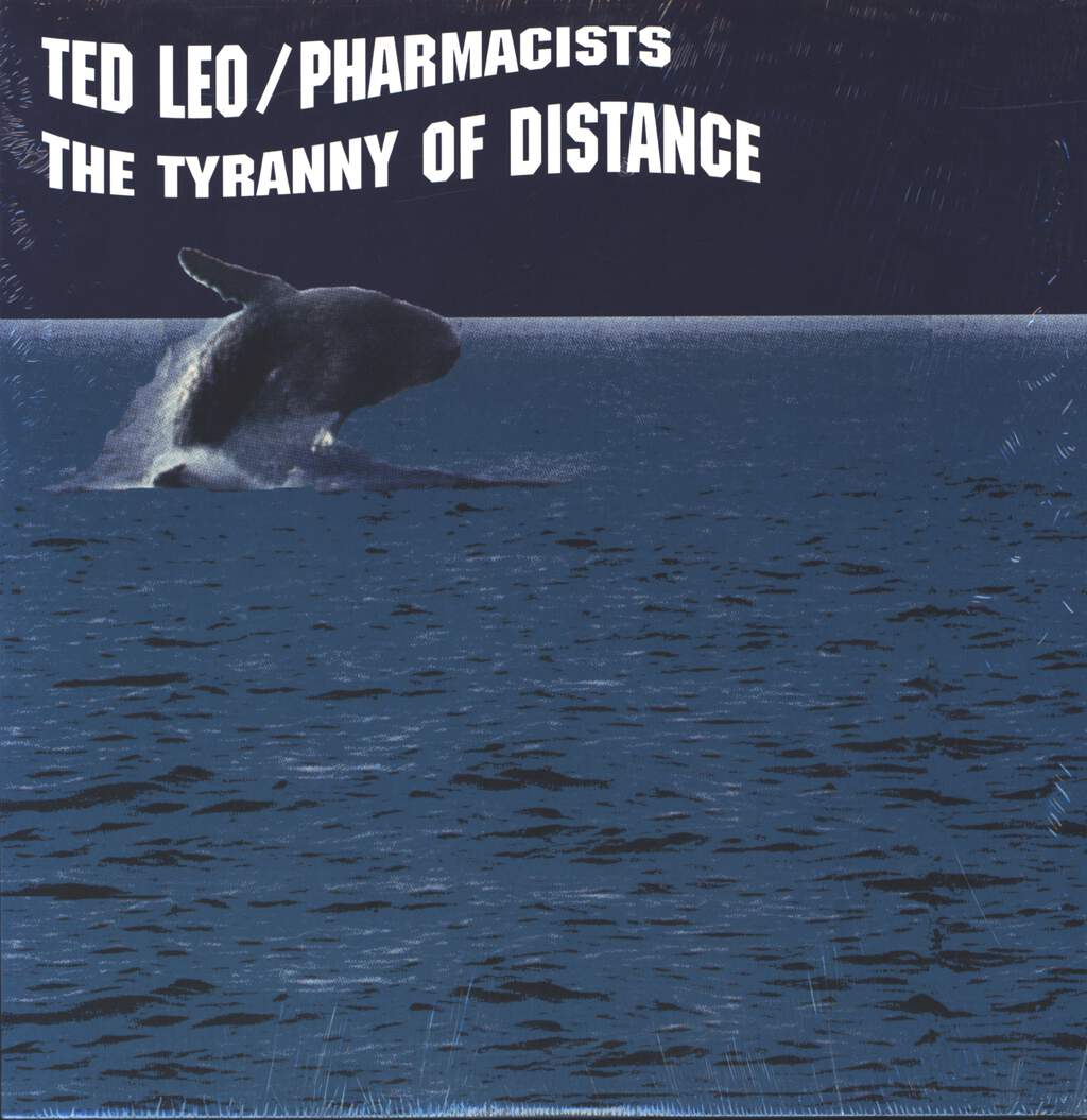 Ted Leo / Pharmacists: The Tyranny Of Distance, LP (Vinyl)