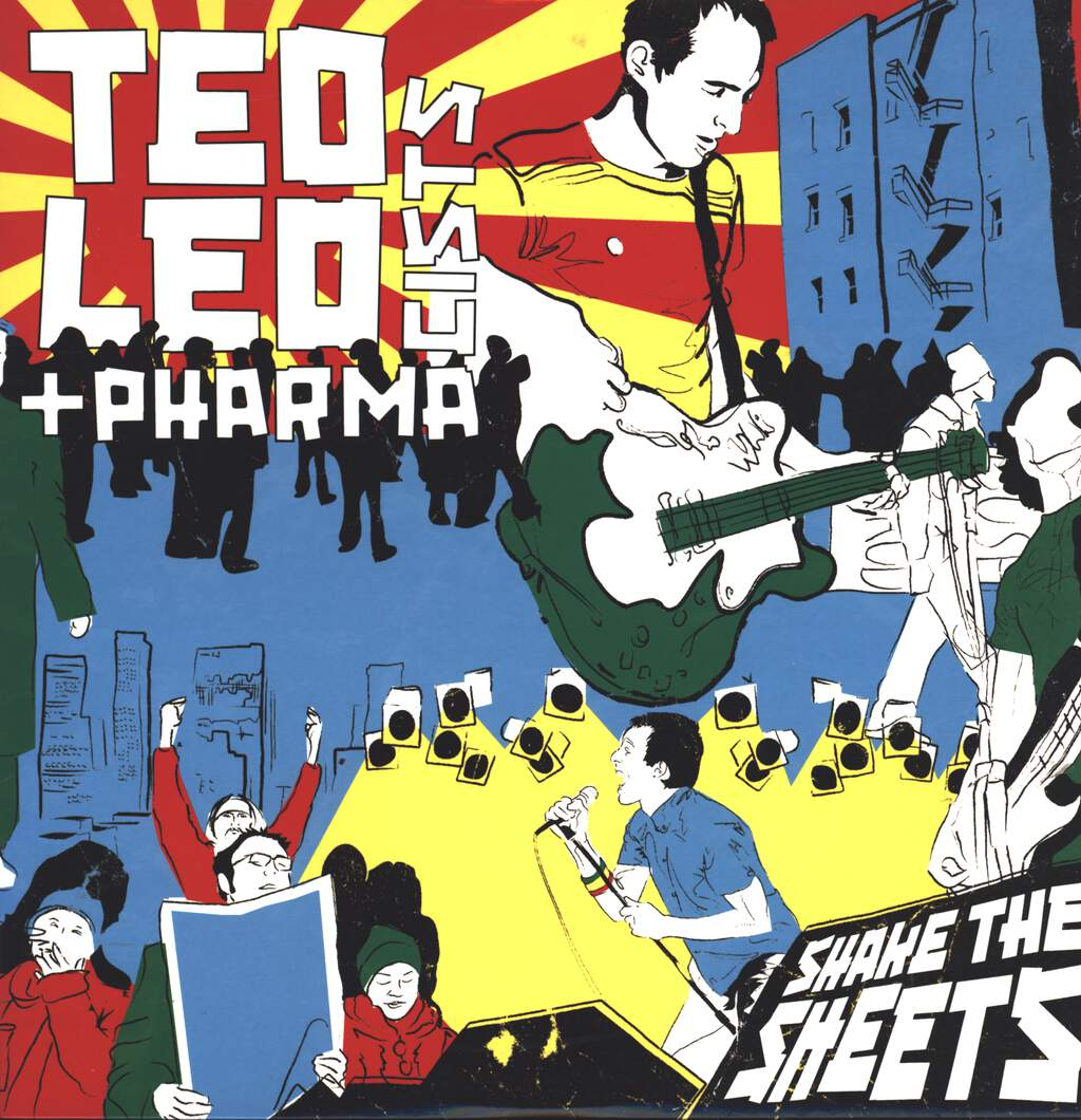 Ted Leo / Pharmacists: Shake The Sheets, LP (Vinyl)