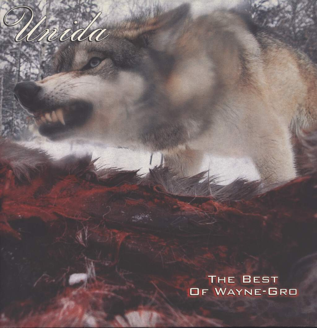 Unida: The Best Of Wayne-Gro / Coming Down The Mountain, LP (Vinyl)