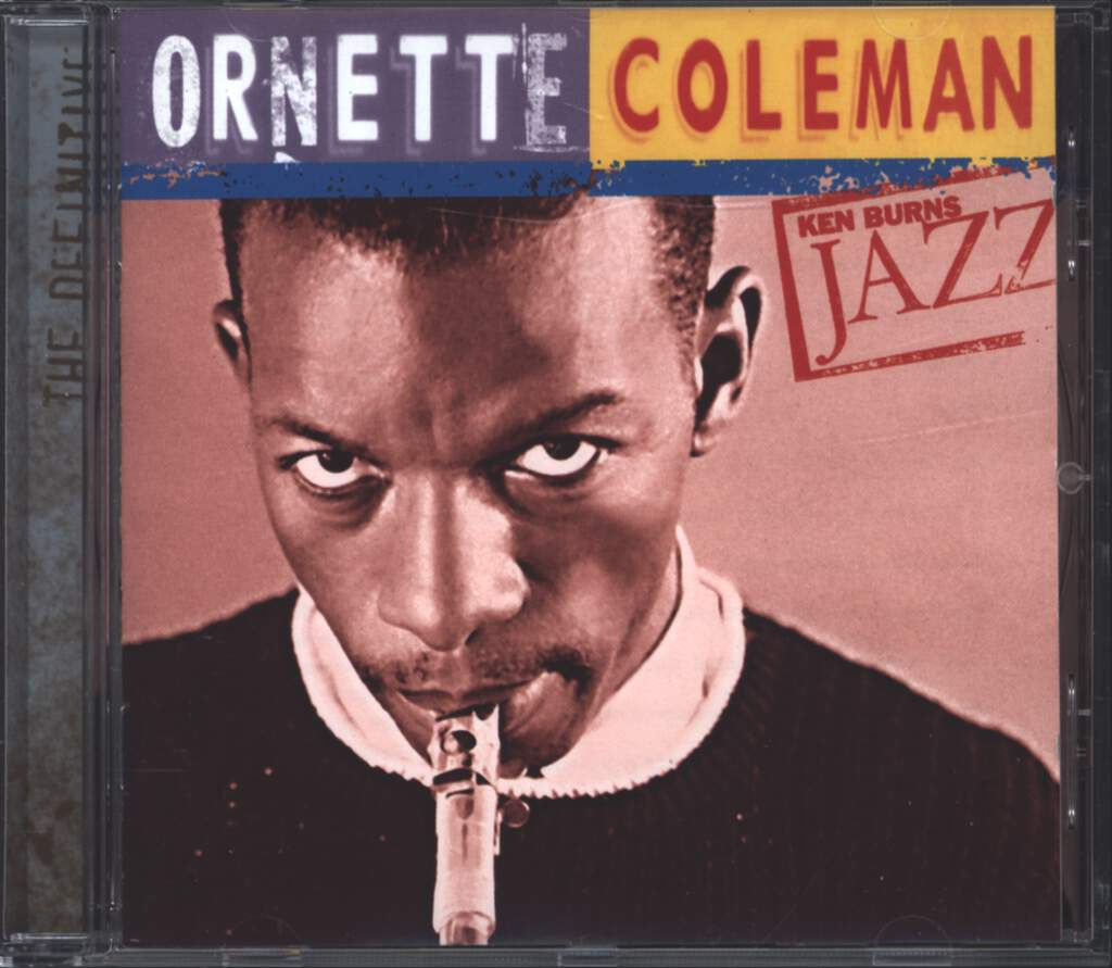 Ornette Coleman: Ken Burns Jazz, CD