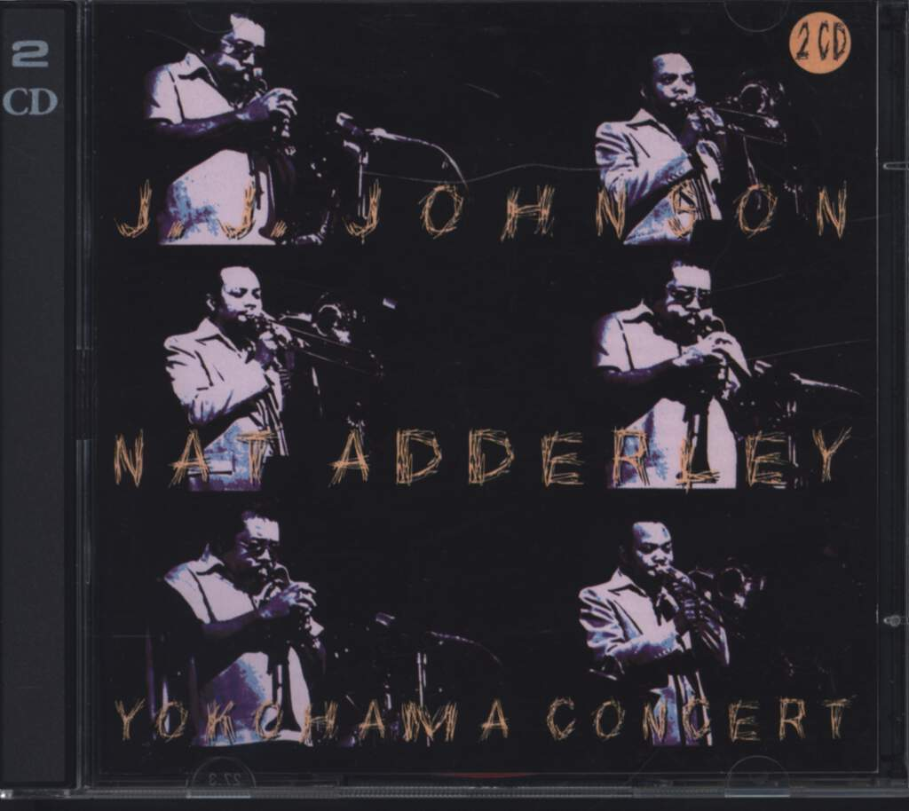 J.J. Johnson: Yokohama Concert, CD