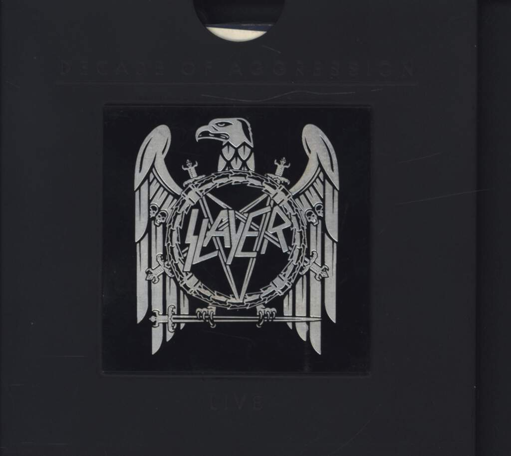 Slayer: Decade Of Aggression Live, CD