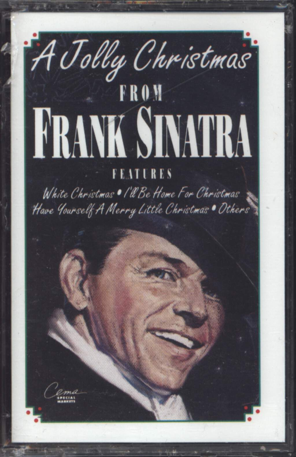 Frank Sinatra: A Jolly Christmas From Frank Sinatra, Compact Cassette