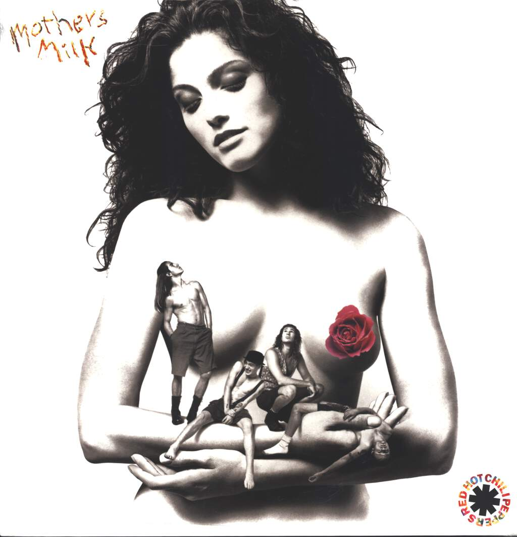 Red Hot Chili Peppers: Mothers Milk, LP (Vinyl)