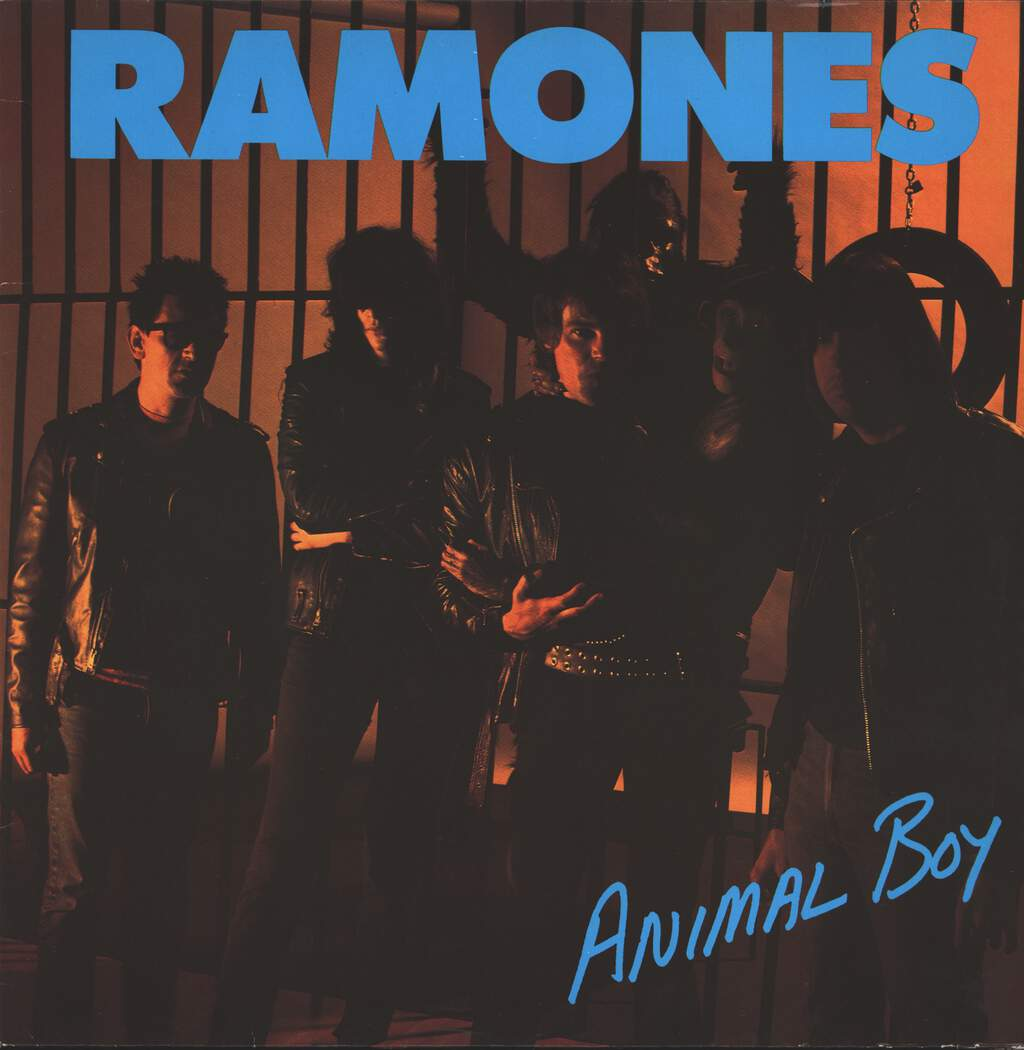 Ramones: Animal Boy, LP (Vinyl)