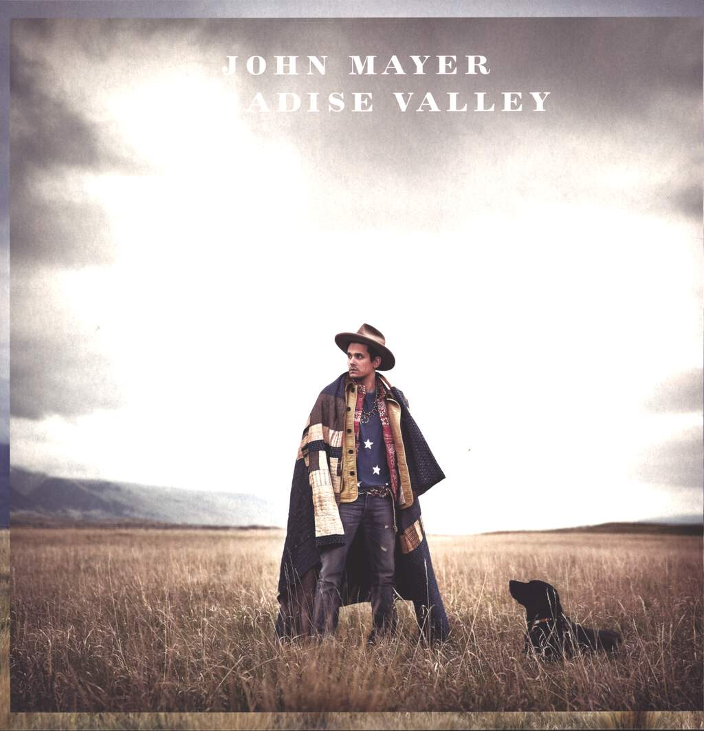 John Mayer: Paradise Valley, LP (Vinyl)