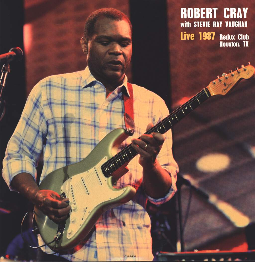 Robert Cray: Live At Redux Club, LP (Vinyl)