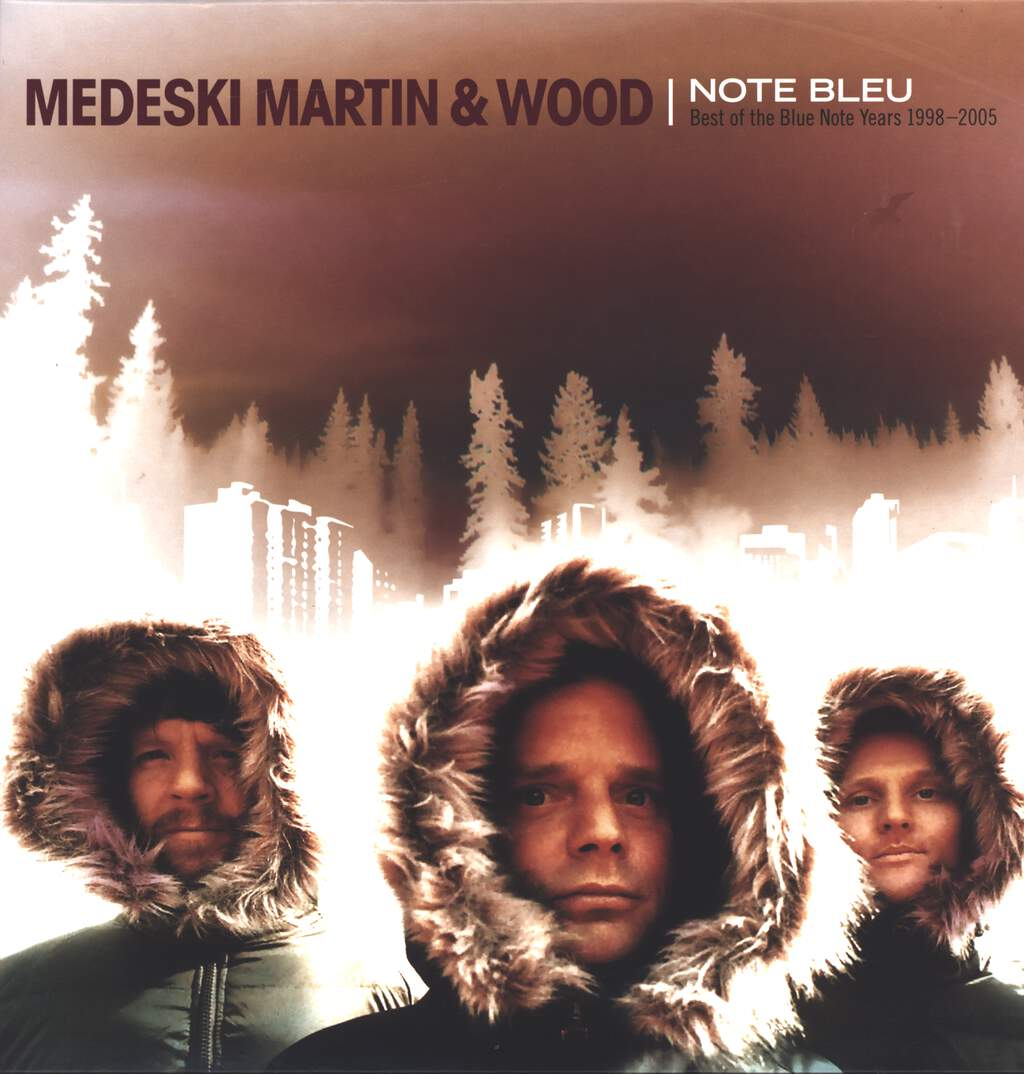 Medeski Martin & Wood: Note Bleu: Best Of The Blue Note Years 1998 - 2005, LP (Vinyl)