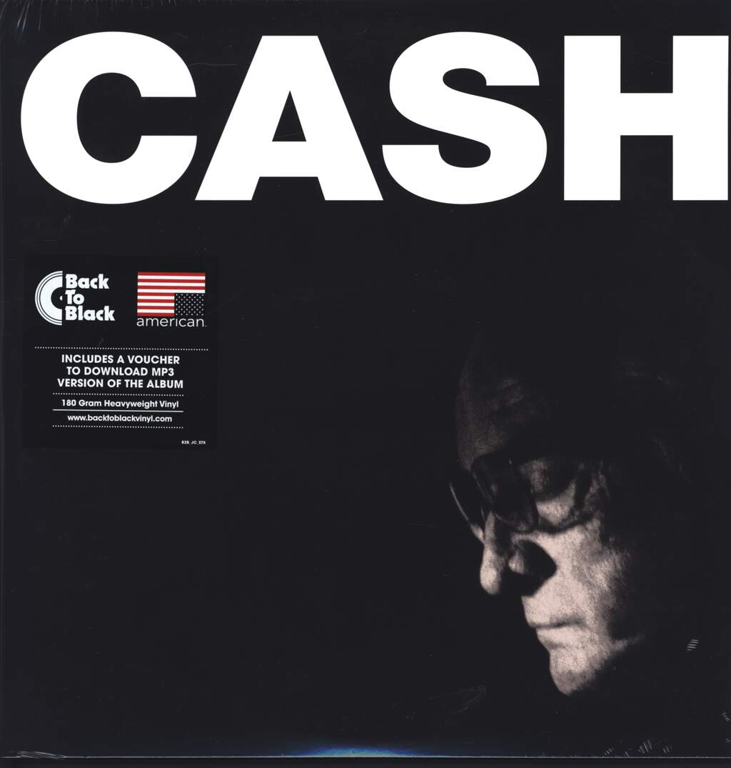Johnny Cash: American IV: The Man Comes Around, LP (Vinyl)