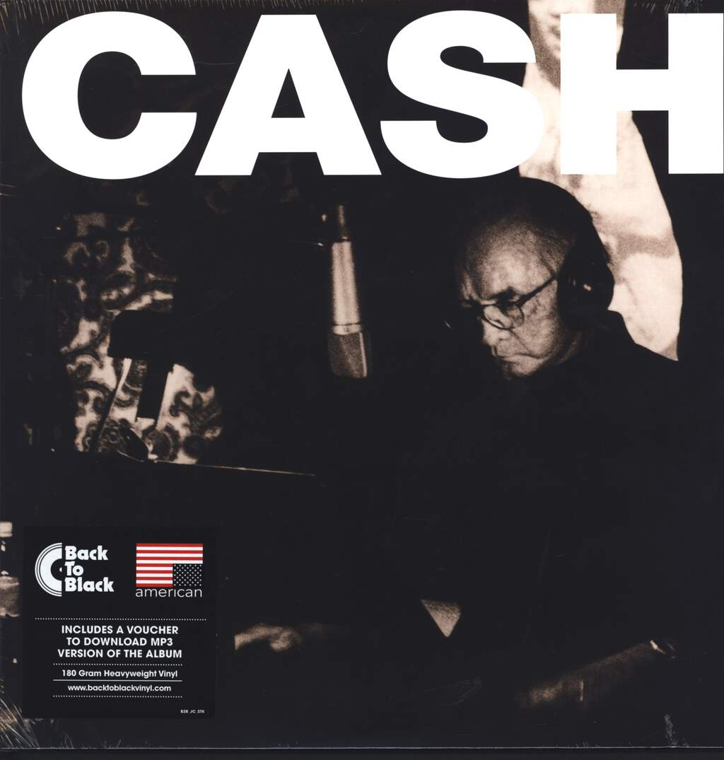 Johnny Cash: American V: A Hundred Highways, LP (Vinyl)