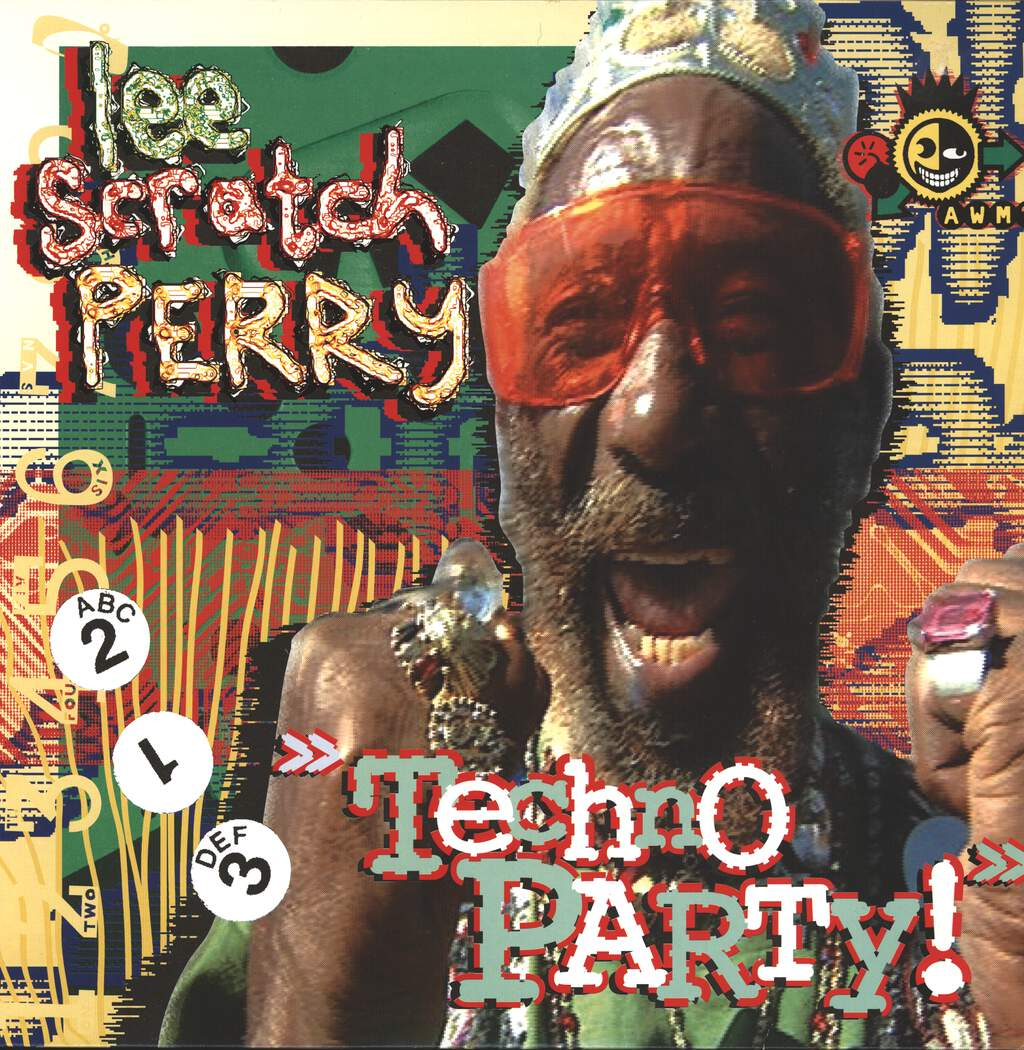 Lee Perry: Techno Party, LP (Vinyl)