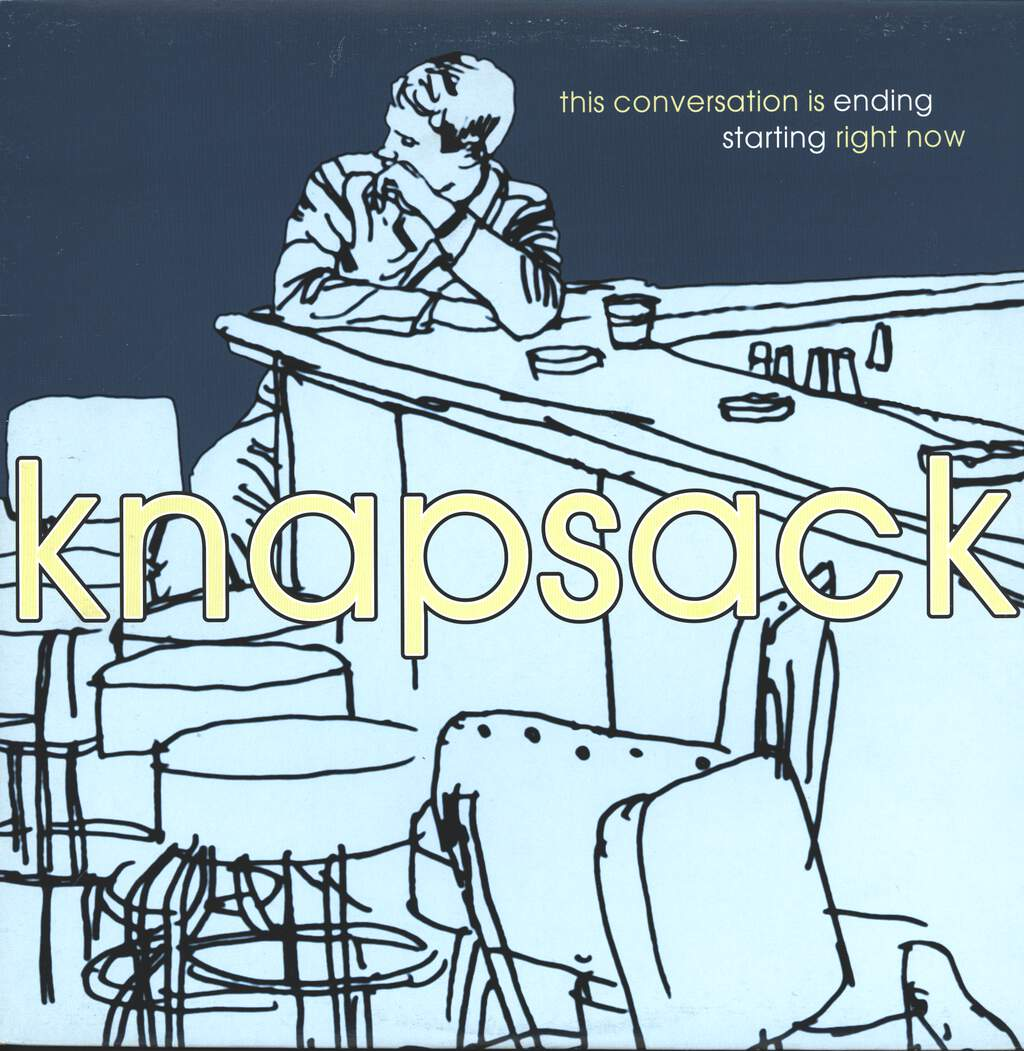 Knapsack: This Conversation Is Ending Starting Right Now, LP (Vinyl)