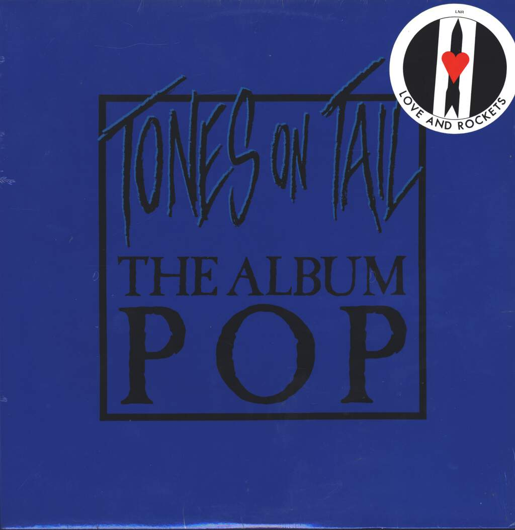 Tones on Tail: The Album Pop, LP (Vinyl)