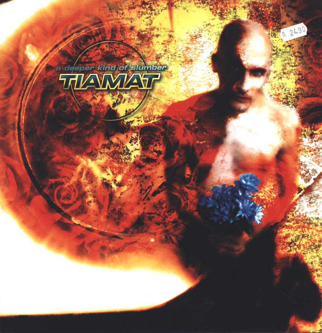 Tiamat: A Deeper Kind Of Slumber, LP (Vinyl)