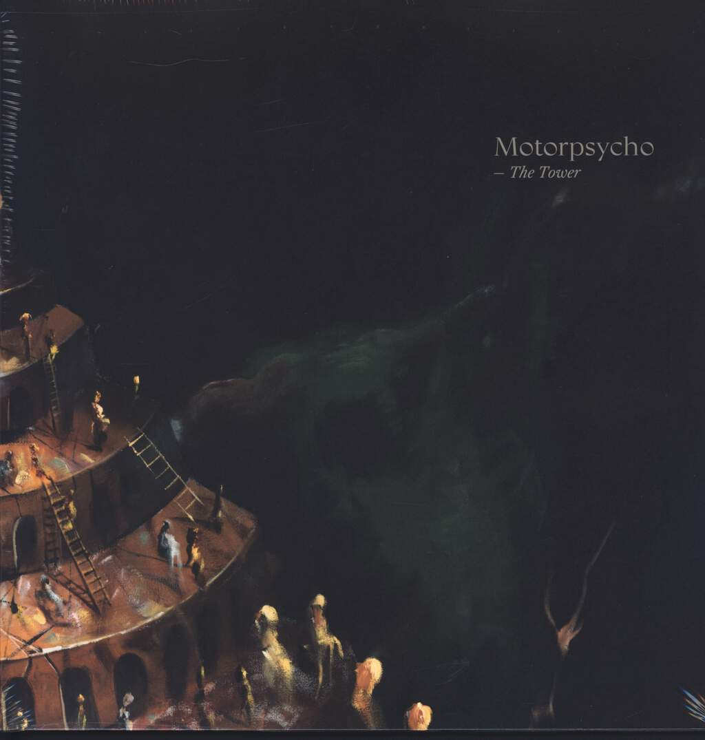 Motorpsycho: The Tower, LP (Vinyl)