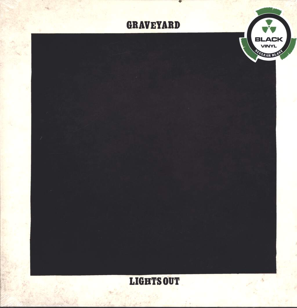 Graveyard: Lights Out, LP (Vinyl)