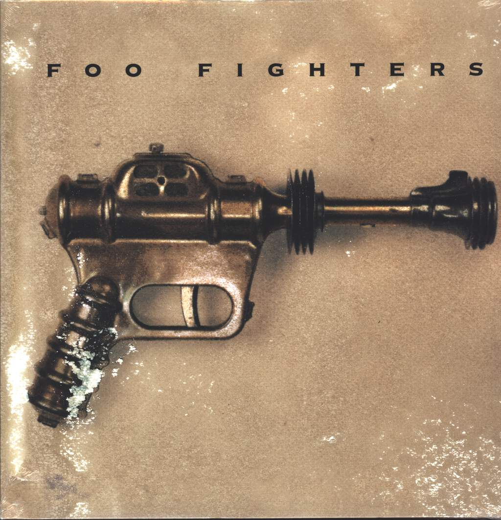Foo Fighters: Foo Fighters, LP (Vinyl)