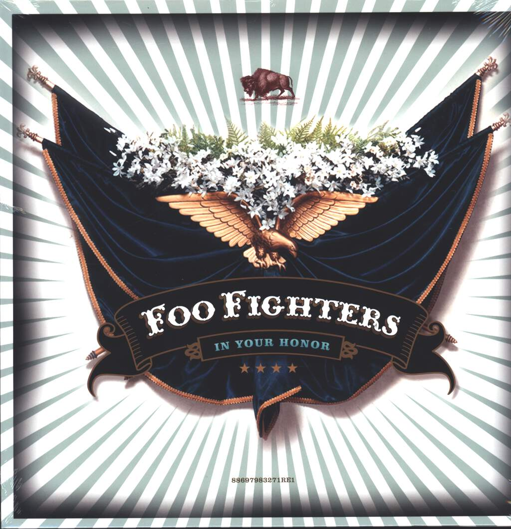 Foo Fighters: In Your Honor, LP (Vinyl)