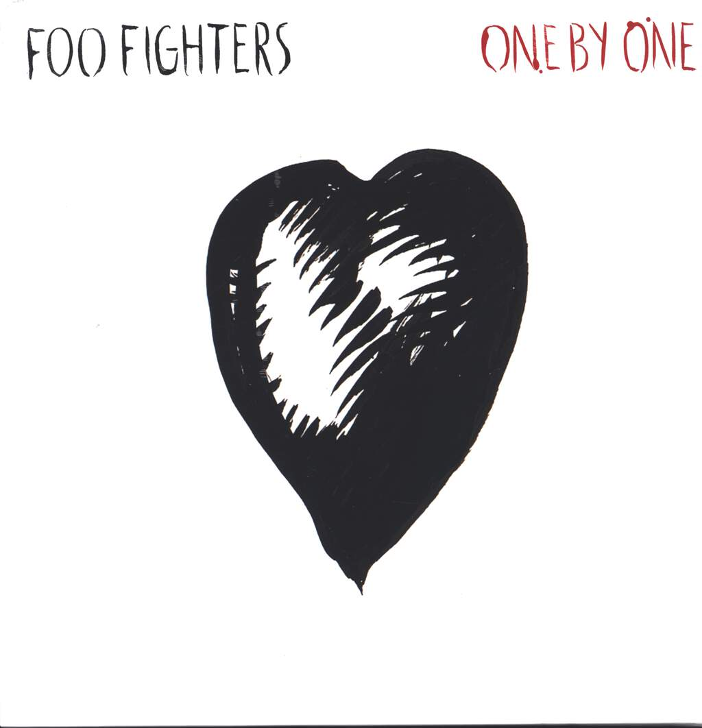 Foo Fighters: One By One, LP (Vinyl)