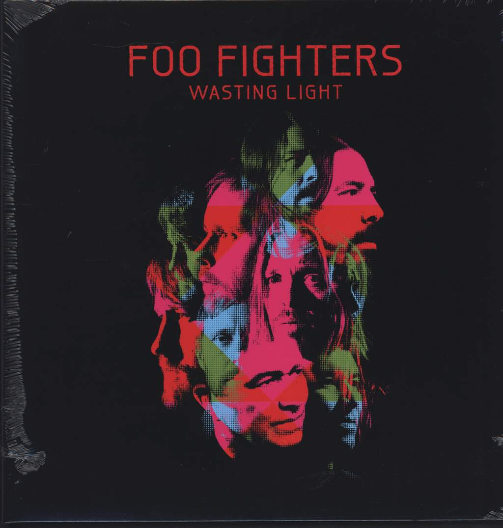 "Foo Fighters: Wasting Light, 12"" Maxi Single (Vinyl)"