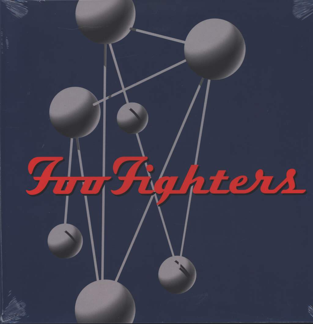 Foo Fighters: The Colour And The Shape, 2×LP (Vinyl)