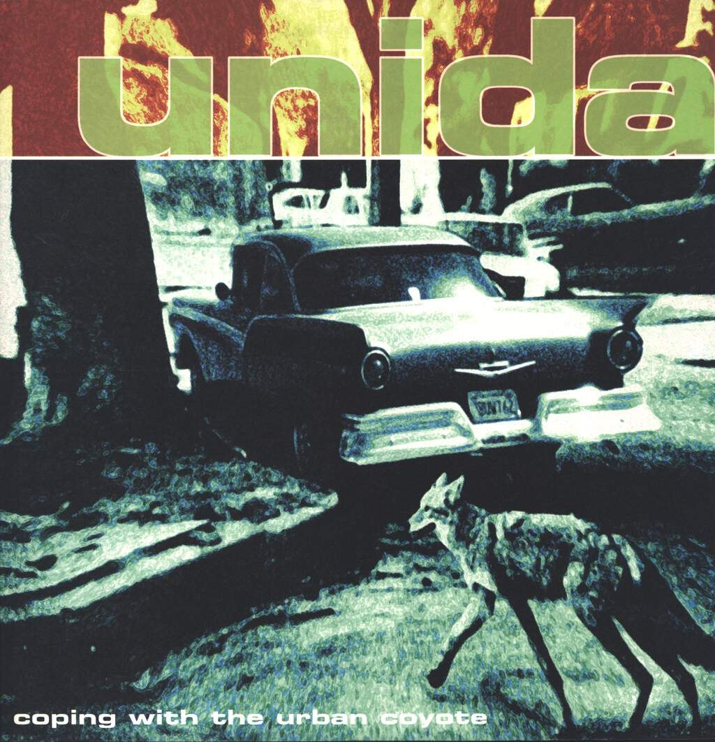 Unida: Coping With The Urban Coyote, LP (Vinyl)