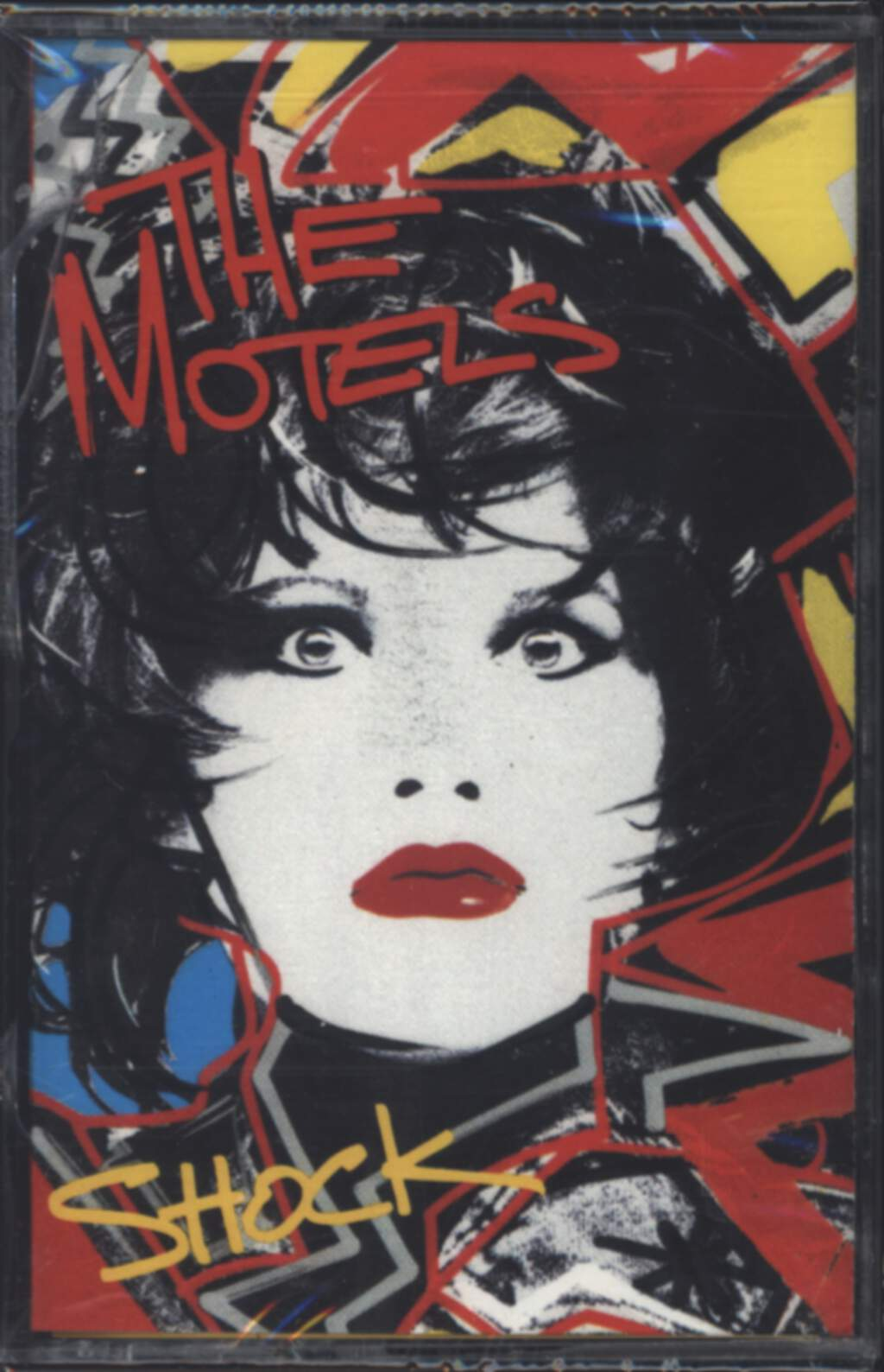 The Motels: Shock, Tape