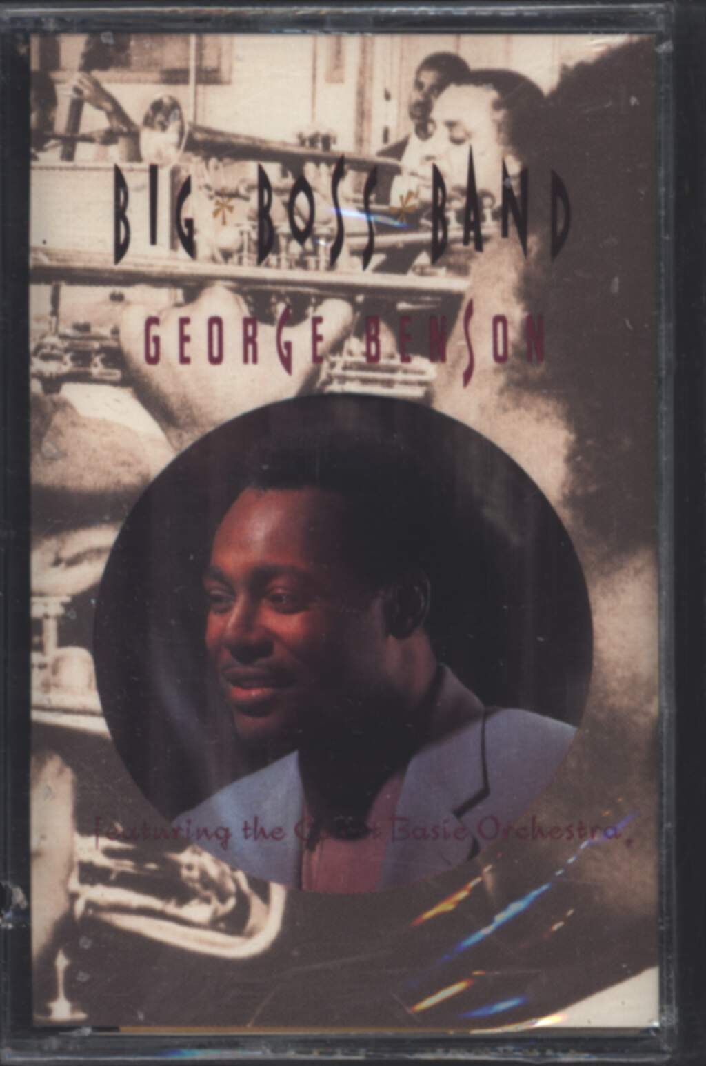 George Benson: Big Boss Band, Compact Cassette