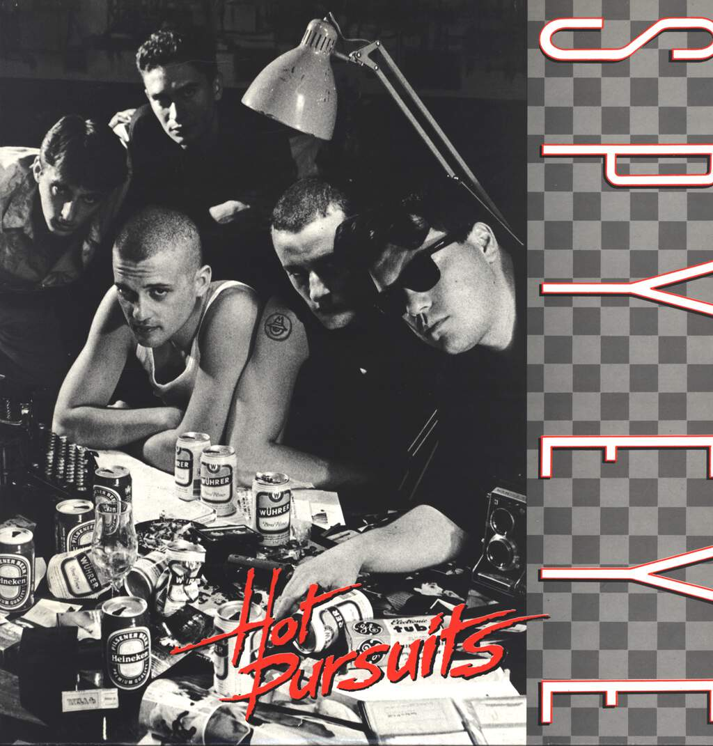 Spy Eye: Hot Pursuits, LP (Vinyl)