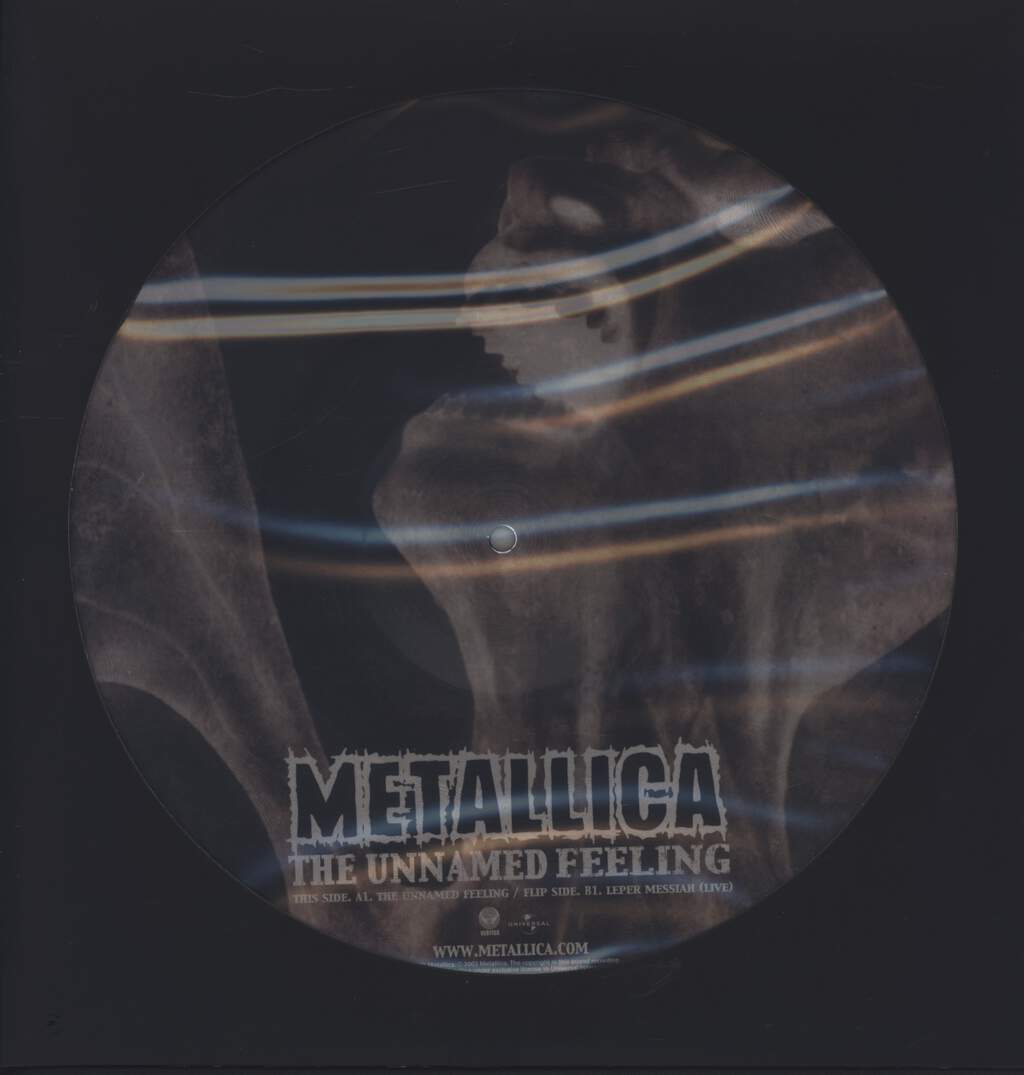 "Metallica: The Unnamed Feeling, 12"" Maxi Single (Vinyl)"