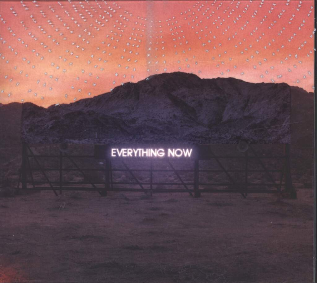 Arcade Fire: Everything Now, CD
