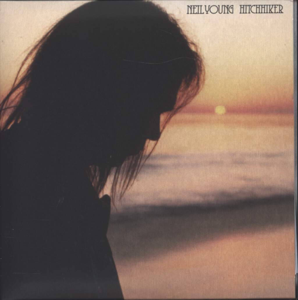 Neil Young: Hitchhiker, CD