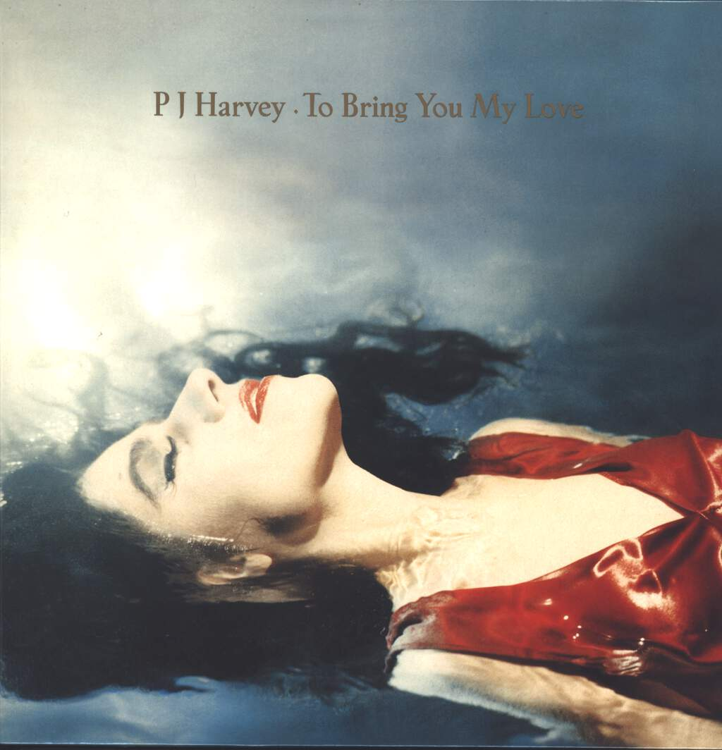 PJ Harvey: To Bring You My Love, LP (Vinyl)