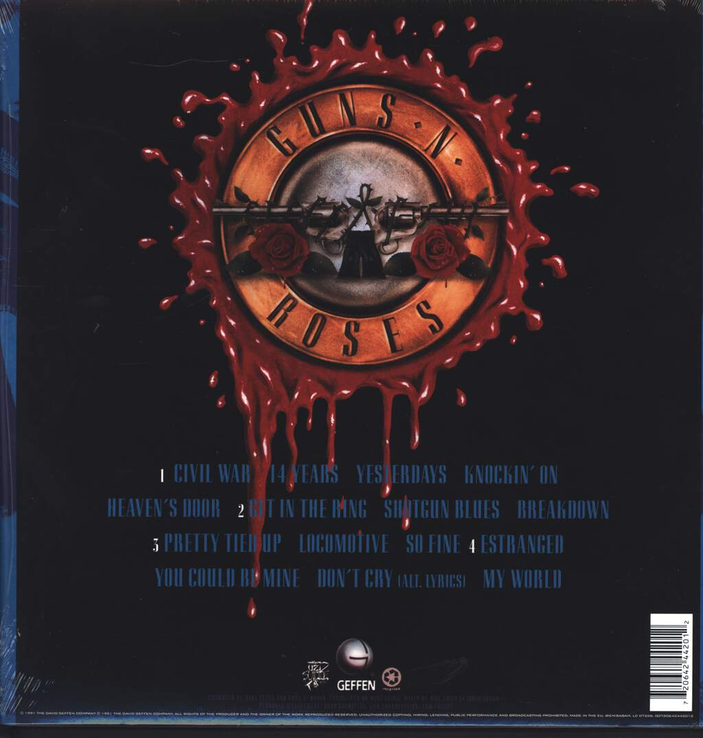 Guns N Roses: Use Your Illusion II, LP (Vinyl)