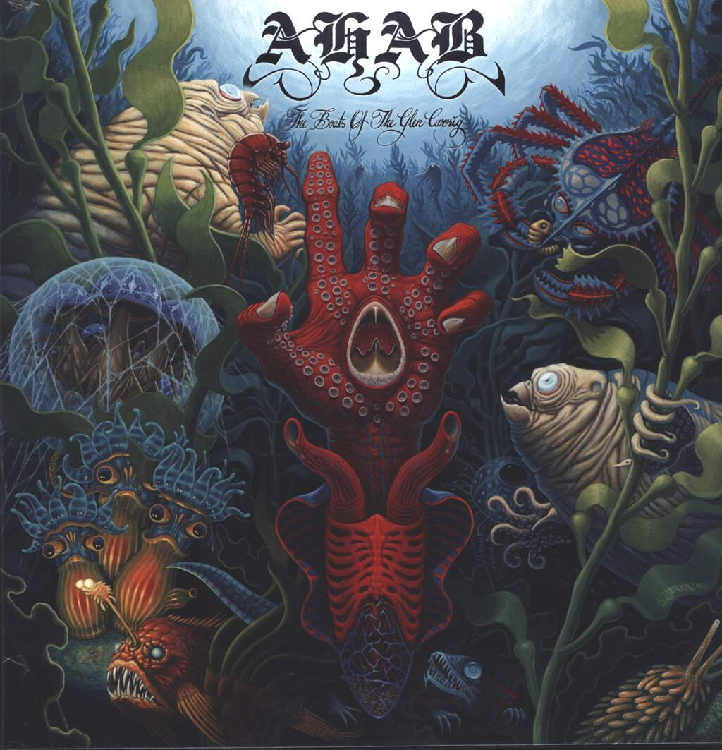 Ahab: The Boats Of The Glen Carrig, LP (Vinyl)