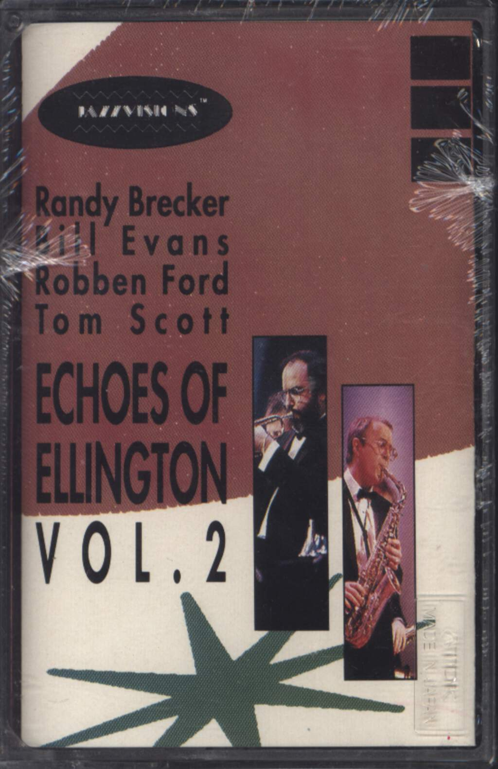 Dianne Reeves: Echoes Of Ellington Vol. 1, Compact Cassette