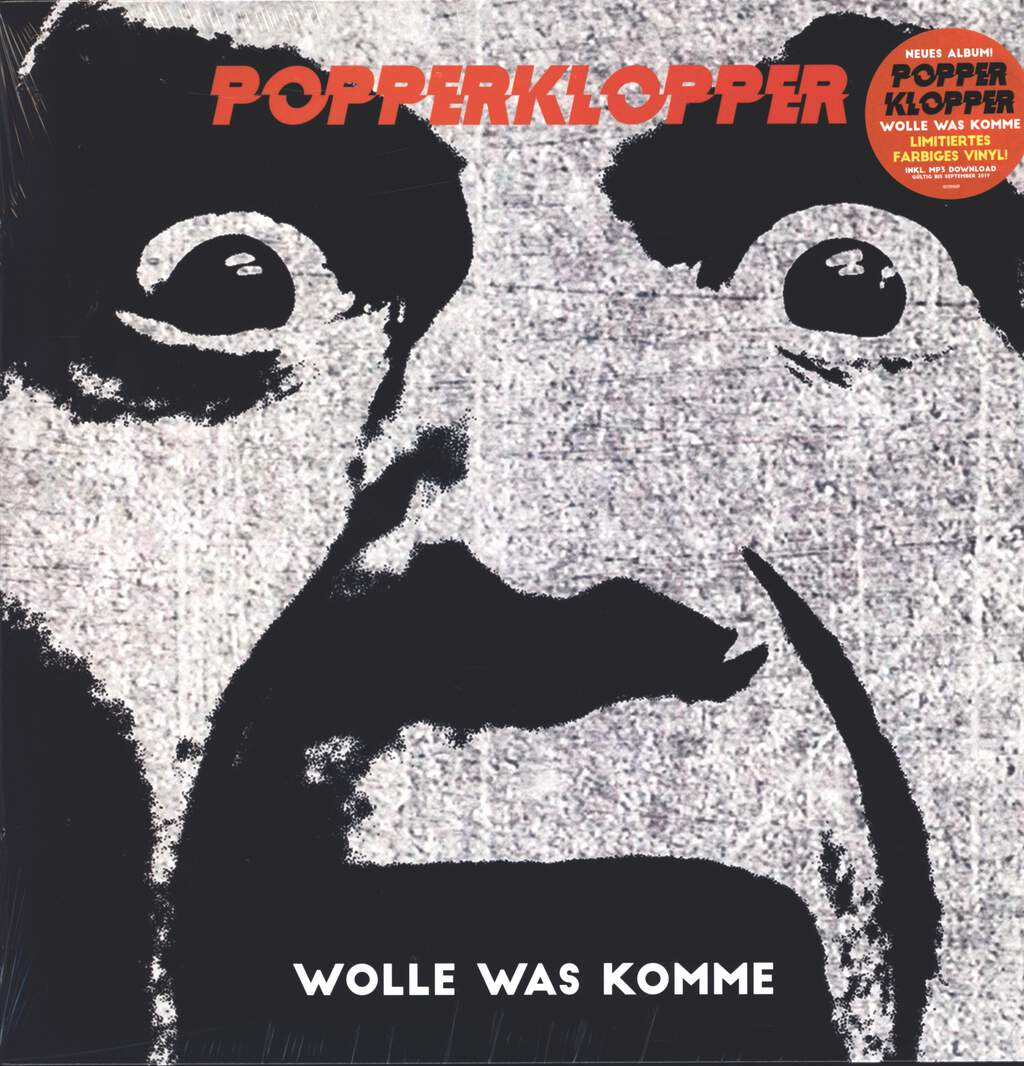 Popperklopper: Wolle Was Komme, LP (Vinyl)
