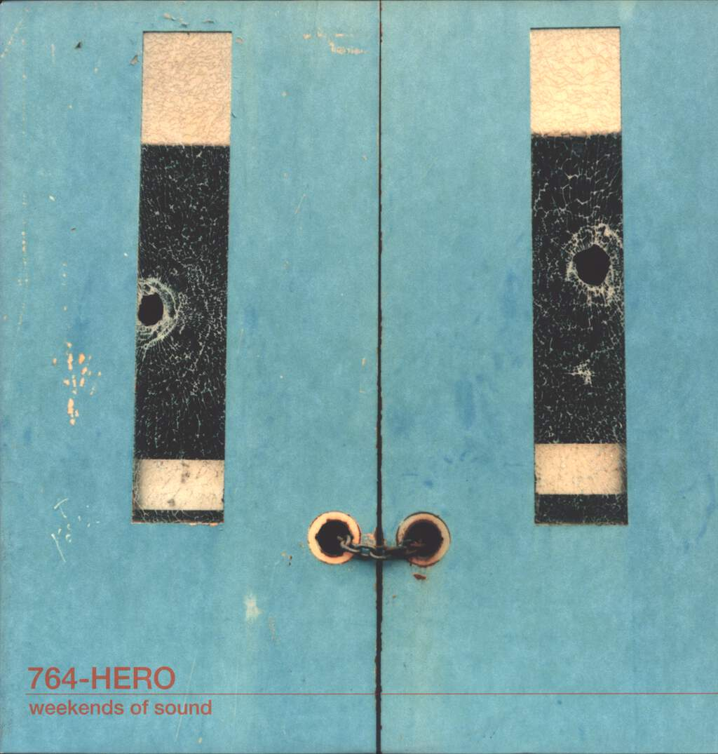 764-HERO: Weekends Of Sound, LP (Vinyl)