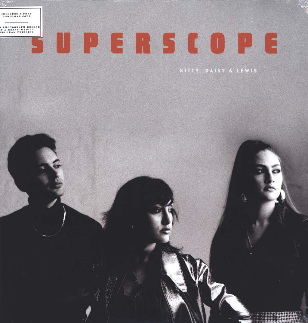 Kitty, Daisy & Lewis: Superscope, LP (Vinyl)