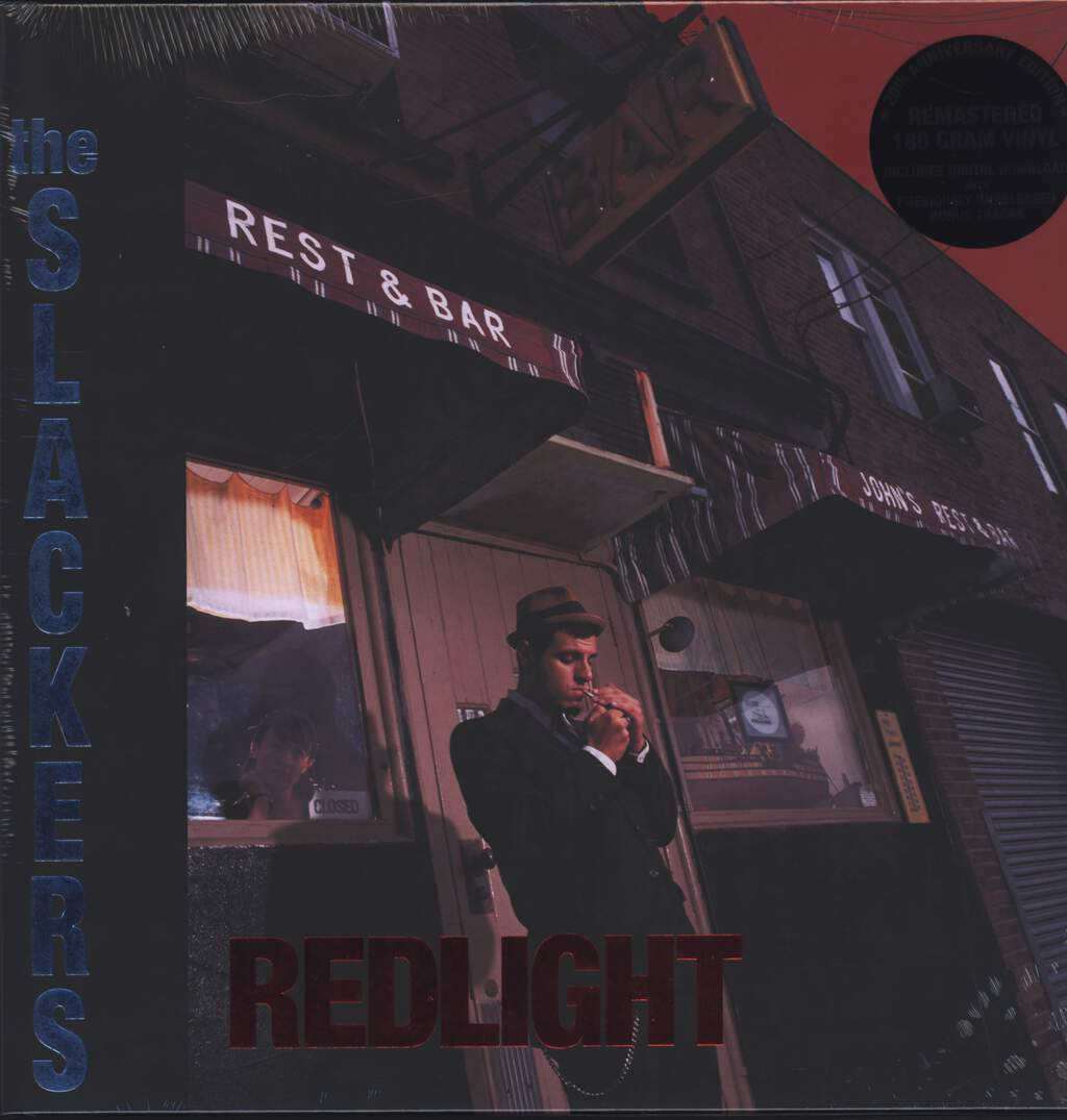 The Slackers: Redlight, LP (Vinyl)