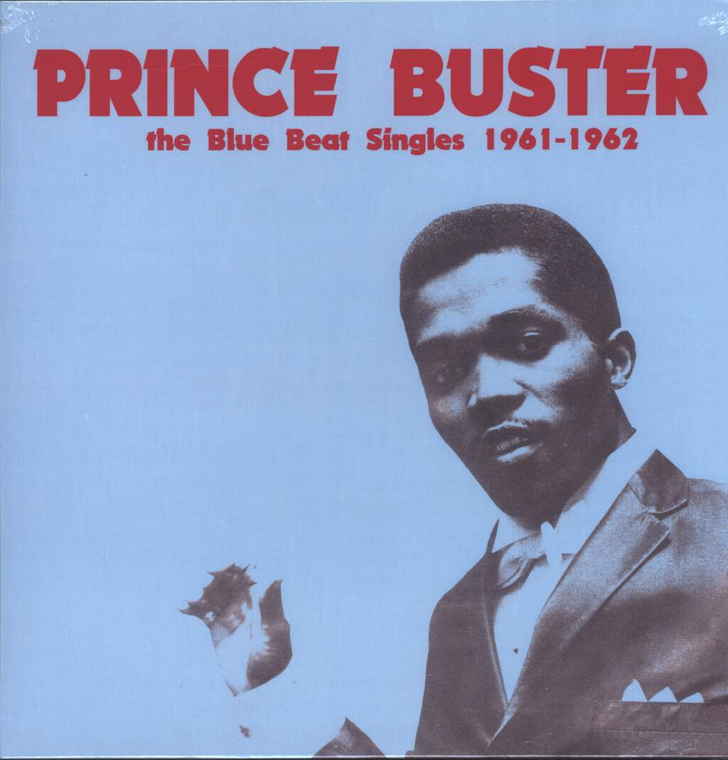 Prince Buster: The Blue Beat Singles 1961-1962, LP (Vinyl)